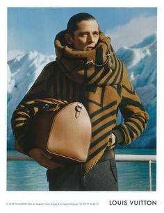 Bundled Werner Schreyer for Louis Vuitton Fall/Winter 2012 Campaign - I want!