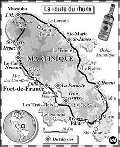 Le tour de la Martinique sur les traces du rhum