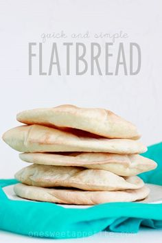 flat bread recipe