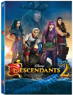 @Disney #Descendants 2 DVD #giveaway - Canada Only #Disney