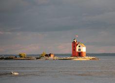 Round Island #mackinacisland