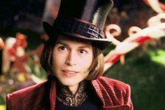 "Willy Wonka - ""Charly y la fabrica de chocolates"""