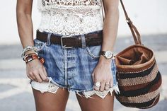Woman   style   fashion   outfit