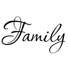 VWAQ Family Wall Quotes Decals Stickers Home Decor Hanging Living Room Sticker Wall Decor Family Wall Quotes, Vinyl Wall Quotes, Home Quotes And Sayings, Peace Quotes, Room Stickers, Wall Decor Stickers, Vinyl Wall Decals, Family Stickers, Tattoo Familie