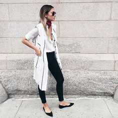 25 Unique Outfit Ideas You Can Wear With Your Plain Black Flats: They say diamonds are a girl's best friend, but at the other end of the spectrum there are classic black flats.