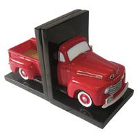 1948 Ford F-1 Truck Bookends http://www.retroplanet.com/PROD/38883