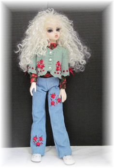 I so love my Nabiya MSD from  'Gardenofdolls' found on Etsy and E-bay!