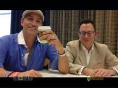 Jim Caviezel & Micheal Emerson