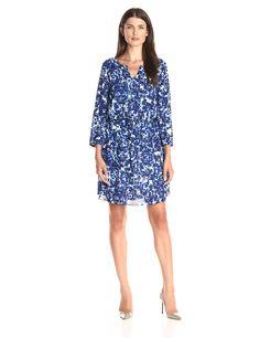NYDJ Women's Alexa Shirtdress with Detachable Fit Solution