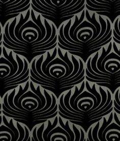 Robert Allen Isadora Velvet Caviar Fabric - $56.25 | onlinefabricstore.net