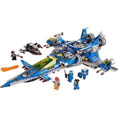 LEGO Benny's Spaceship Set for Sale | BRICK Marketplace