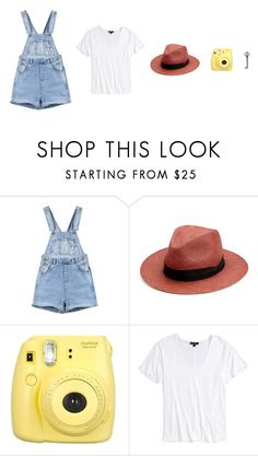 """""""Photographer"""" by vera-ush ❤ liked on Polyvore featuring rag & bone and Topshop"""