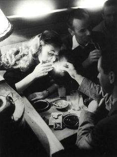 Willy Ronis Paris 1950s