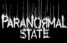 Paranormal State. In my opinion, the best ghost show on television.
