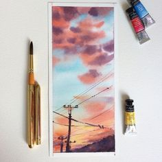 6198 likes 13 comments watercolor drawings (Abbey Briscoe.illustrations - 6198 likes 13 comments watercolor drawings (Abbey Briscoe. Watercolor Flower, Watercolor Drawing, Watercolor Print, Watercolor Illustration, Watercolor Paintings, Watercolor Artists, Watercolor Landscape, Watercolor Painting Techniques, Gouache Painting