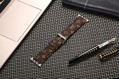 New LV Apple Watch Bands