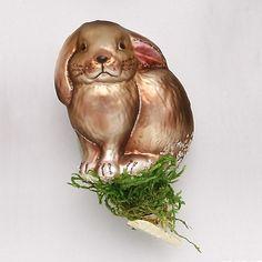 Brown Rabbit Ornament | Gump's