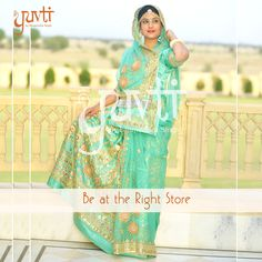 If shopping doesn't make you happy, then you're going to the wrong Shop. Be at the right Shop, Visit Yuvti now! #DesignerClothing #IndianAttire #RajputiPoshak #UniqueDesigns #Ethereal #Traditional #Yuvti #VisitUs
