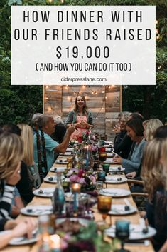 How one women and one community came together to fight human trafficking by eating a meal together. Make a difference, fight human trafficking and do what you love.