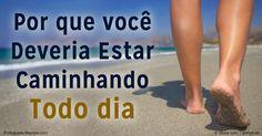 Dar 10.000 passos por dia é um requisito básico para a saúde ideal, mas, para ficar em forma você ainda precisa se exercitar além de dar suas caminhadas diárias. http://portuguese.mercola.com/sites/articles/archive/2016/12/02/Caminhar-10000-passos-por-dia.aspx