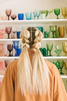 Pull Through Double Braid – A Beautiful Mess