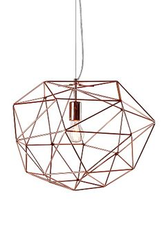 Taklampa Diamant Taklampa Diamant The post Taklampa Diamant appeared first on Vardagsrum Diy. Modern Kitchen Design, Modern Design, Hanging Canvas, Copper And Brass, Lamp Design, Industrial Design, Light Up, Home And Living, Ceiling Lights
