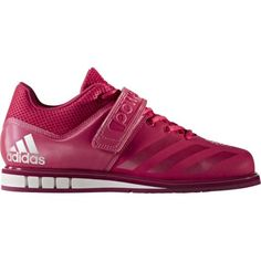 3946ae1b01a7 Adidas Women s Powerlift.3.1 Weight Lifting Shoes (Pink Dark