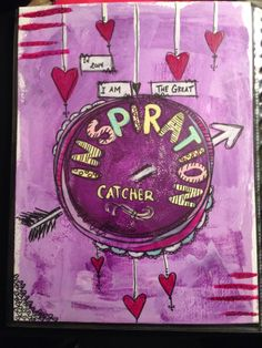 Inspiration Catcher By Crystal
