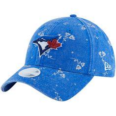 reputable site 29cc6 1ab35 Women s Toronto Blue Jays New Era Royal Floral Shine 9TWENTY Adjustable  Hat, Your Price   23.99. Major League Baseball Caps ...
