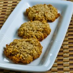 South Beach Diet Phase One Dessert Recipes Featured on Kalyn's Kitchen  [from KalynsKitchen.com]