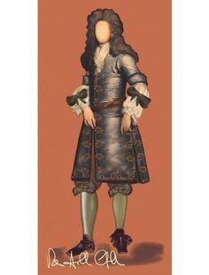 1675 Men's fashion