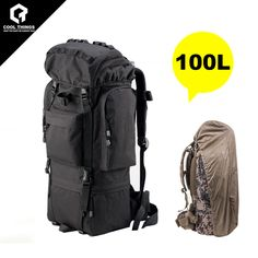 Cheap backpack shoulder, Buy Quality cover load directly from China backpack assault Suppliers: 	Info:	Bag Size:80X35X25CM	Material:Nylon Oxford	Weight:2.6kg	Color:7colors choosen	Capacity:100L	Appropriate:women