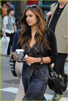 #ninadobrev , Love her #hair <3