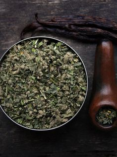 Clove Spice Smoking Blend ~ organic, natural, and legal with vanilla, clove, nutmeg!