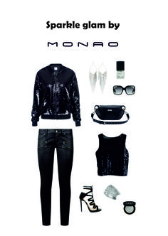 Sparkle glam by MONAO