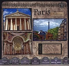 Paris Layout
