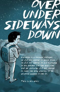 Over Under Sideways Down - Red Cross/ Refugee Week Comic by Karrie Fransman Online Comics, A Comics, Political Topics, Politics, Refugee Week, Refugee Stories, Help Refugees, The Longest Journey, People In Need