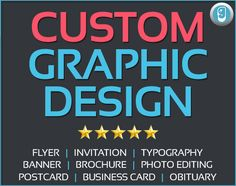 💙☞ GOOD Design is GOOD Business! ☜💙    We create design to be visually powerful, elegant, unique, intellectually and above all timeless. It is important that your design must communicate with your viewer & customers. When we create any design we think for theme of your business.     We're creative, professional, fast and productive team of graphic designer. 101% satisfaction guaranteed. When you purchased the listing it is not just business relationship but we are collecting awesome people…