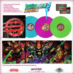Hotline Miami 2: Wrong Number - Collector's Edition (Vinyl + Game)