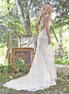 new #maggiesottero #wedding #bride
