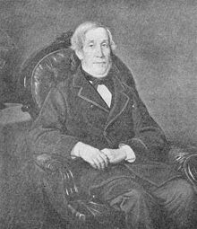 """Johan Vilhelm #Snellman (1806–1881) was an influential philosopher and Finnish statesman (""""Father of the Finnish state""""). In his 30s he was barred from university employment due to Russian control over new and oppositional thoughts (Finnish movement). He took a position as headmaster for a school in distant Kuopio. There he published polemical periodicals which advocated for developing Finnish into a language of the academics and state. The papers were suppressed, but Snellman didn't relent."""