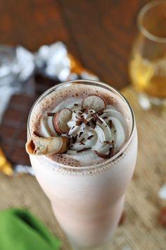 Boozy Chocolate Milkshake with Whisky   21 Boozy Milkshakes That Will Get You Tipsy