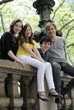 Protagonistas de las Crónicas de Narnia