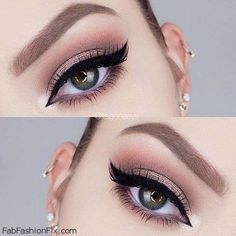 Maquillage Yeux Makeup: How to Apply Eyeliner Tutorial?