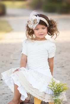 Love this! Such an adorable dress!    One Good Thread - Ivory Fannie Top by Persnickety Clothing Co., $44.00 (http://www.onegoodthread.com/ivory-fannie-top-by-persnickety-clothing-co/)