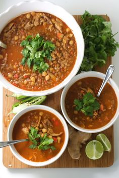 ... lifeguard lunches on Pinterest | Lentil Soup, Coconut and Chicken