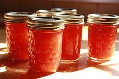 peach pit jelly recipe