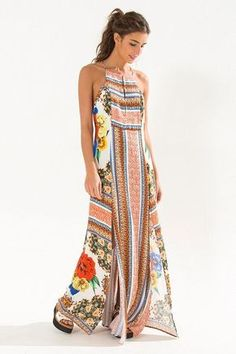 vestido longo portina