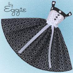 Dotty for Dots! - Vintage Barbie Doll Dress Reproduction Repro Barbie Clothes