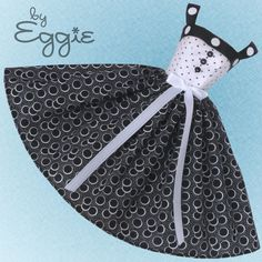 Dotty for Dots! - Vintage Barbie Doll Dress Reproduction Repro Barbie Clothes